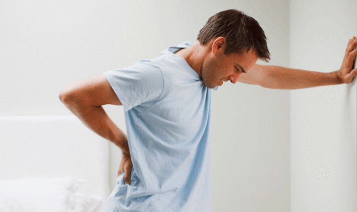 Lower side back pain: Treatment of lower side back pain