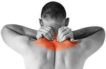Pain in neck and shoulders: causes and operative treatment