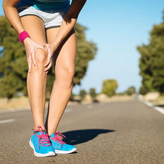 How to run properly - without knee pain while running