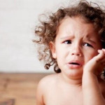 Causes ear pain in children