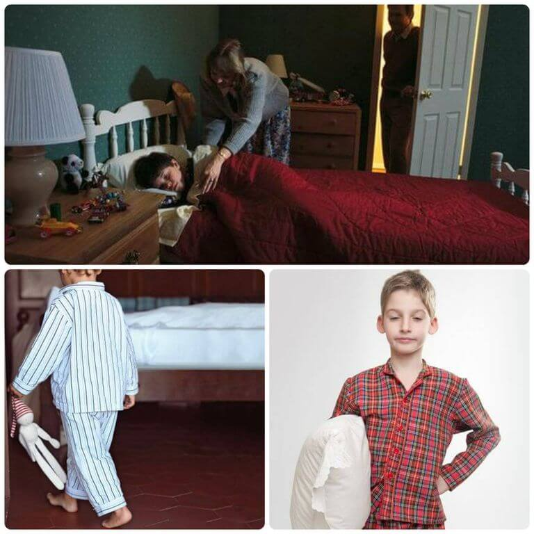 Long sleepwalking in children: is it dangerous?