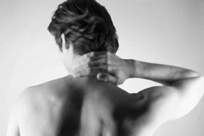 Neck Pain: Treatment of acute pain in neck and shoulders