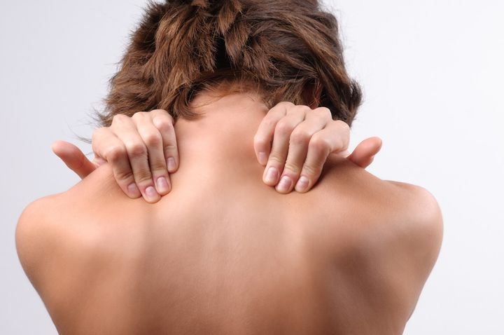 Upper middle back pain: Causes, Symptoms, Treatment