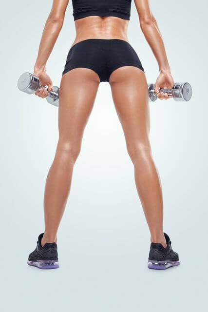 Makes the body: how to build leg muscle?