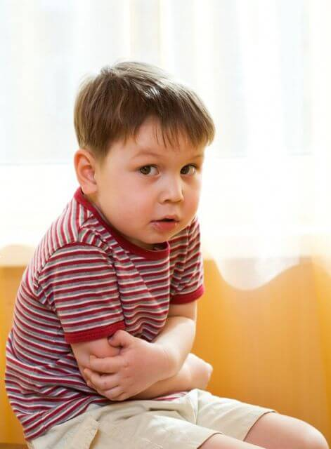 Sharp child stomach pain: Causes and Symptoms