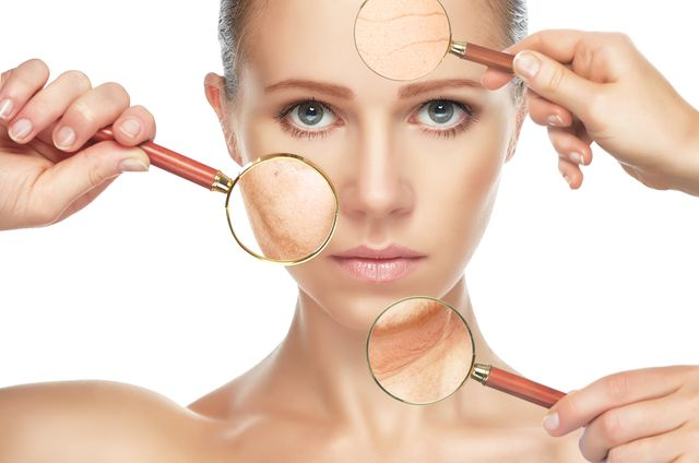 Skin rejuvenation by modern medicine