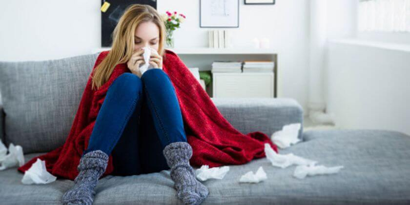 How Distinguish The Flu Symptom Timeline From a Cold