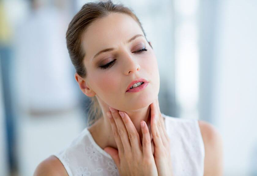 Pain In The Tonsils: Causes, Treatment of Pain in The Tonsils
