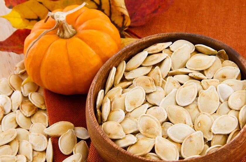 Why you need to eat pumpkin seeds